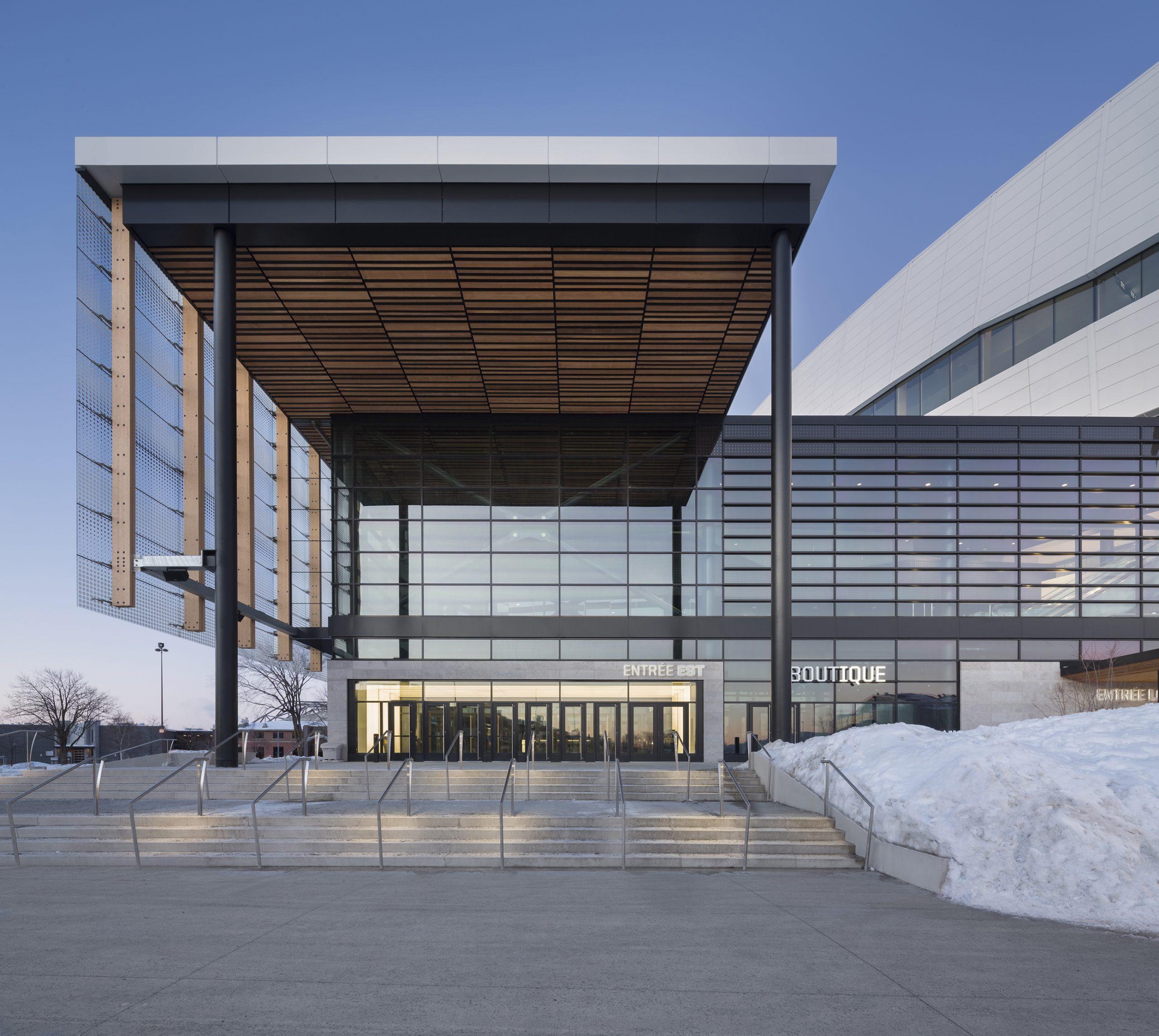 Centre Vidéotron Cecobois 6