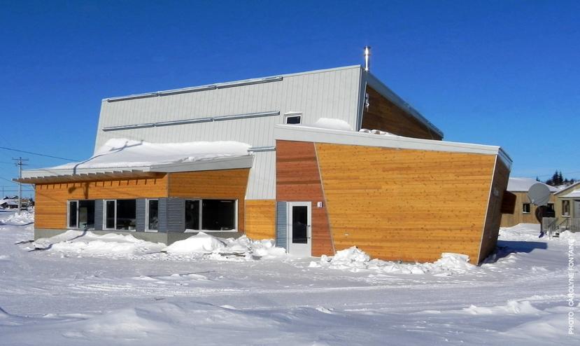 Centre de formation et de recherche du CEN Cecobois 1