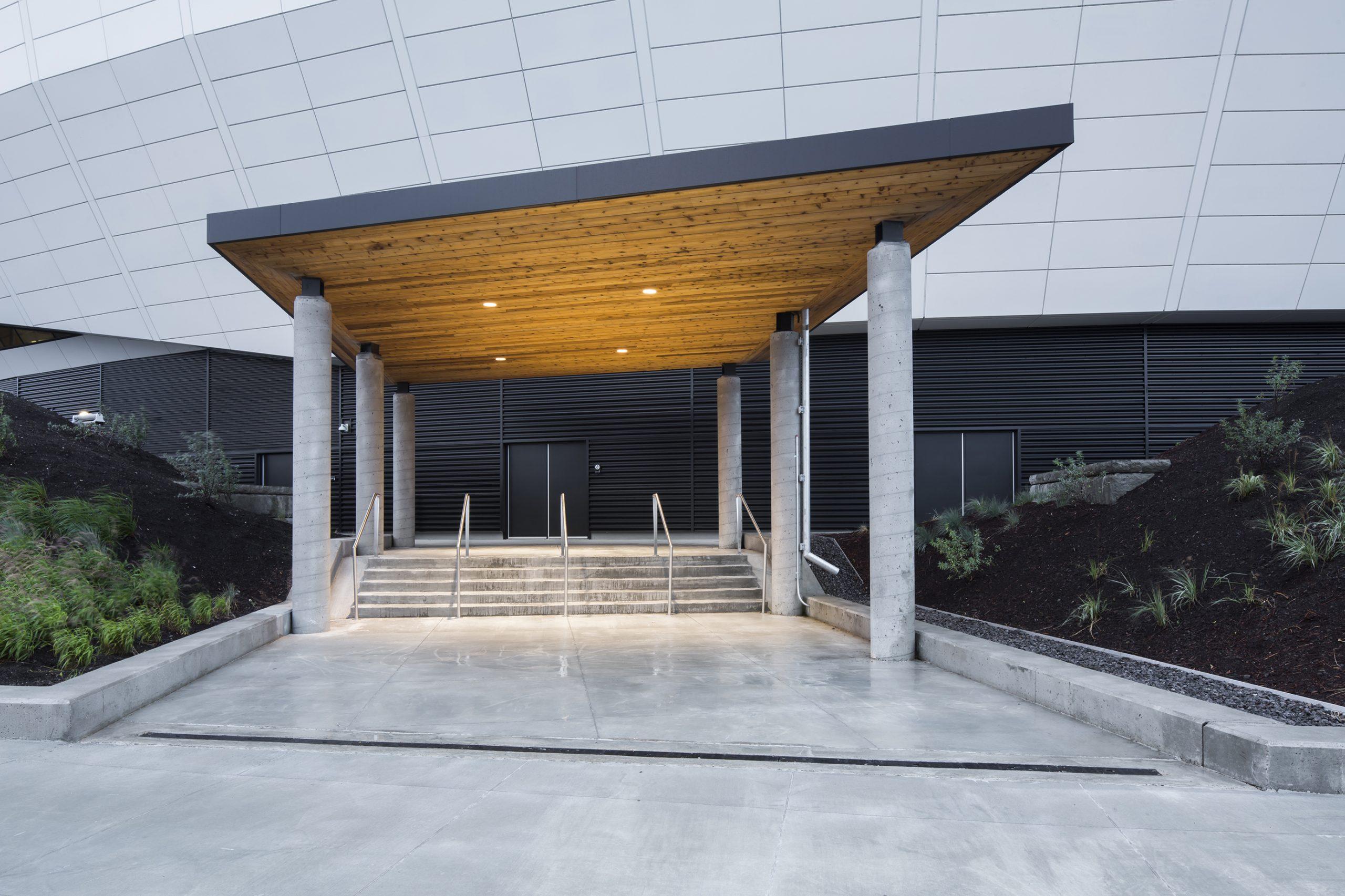 Centre Vidéotron Cecobois 7