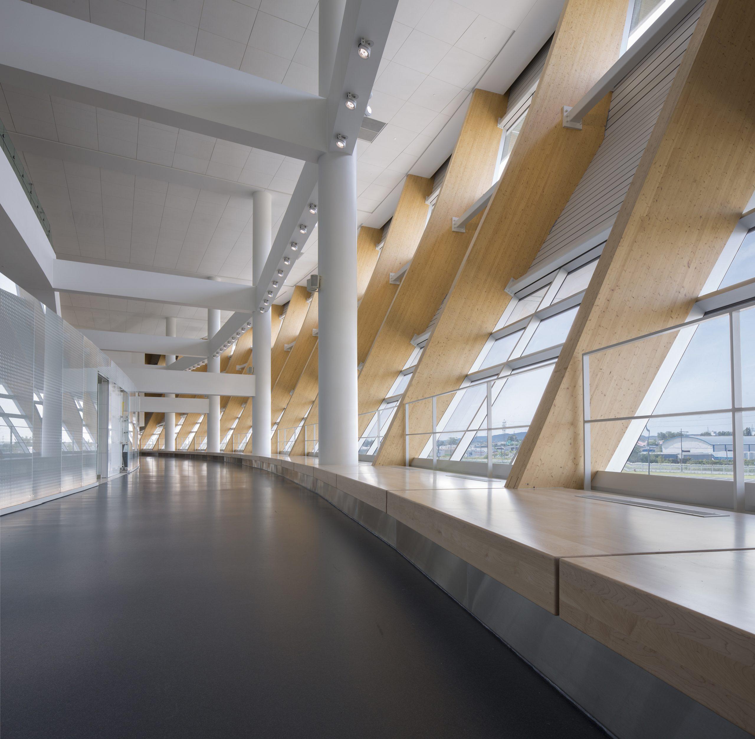 Centre Vidéotron Cecobois 8