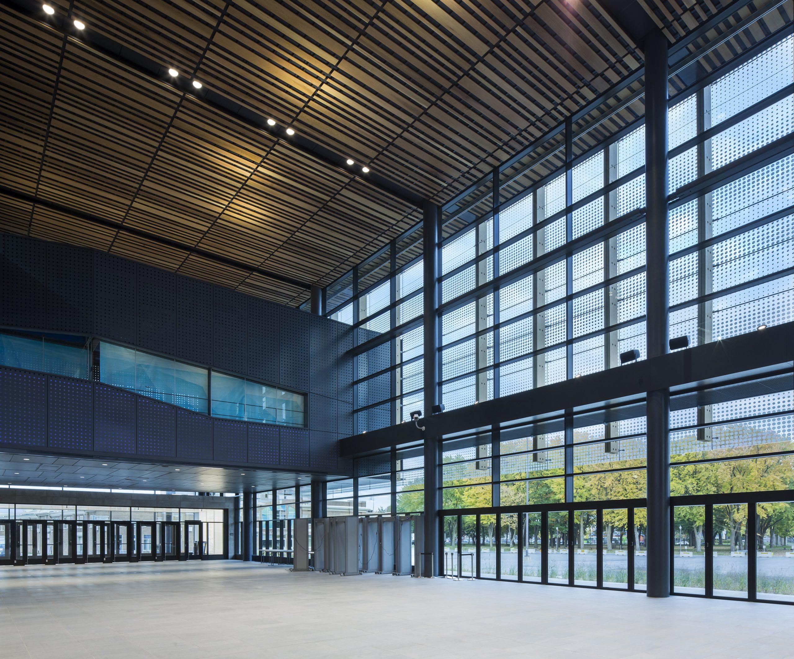 Centre Vidéotron Cecobois 9