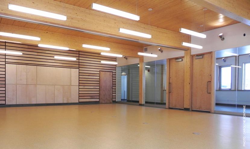 Centre de formation et de recherche du CEN Cecobois 6