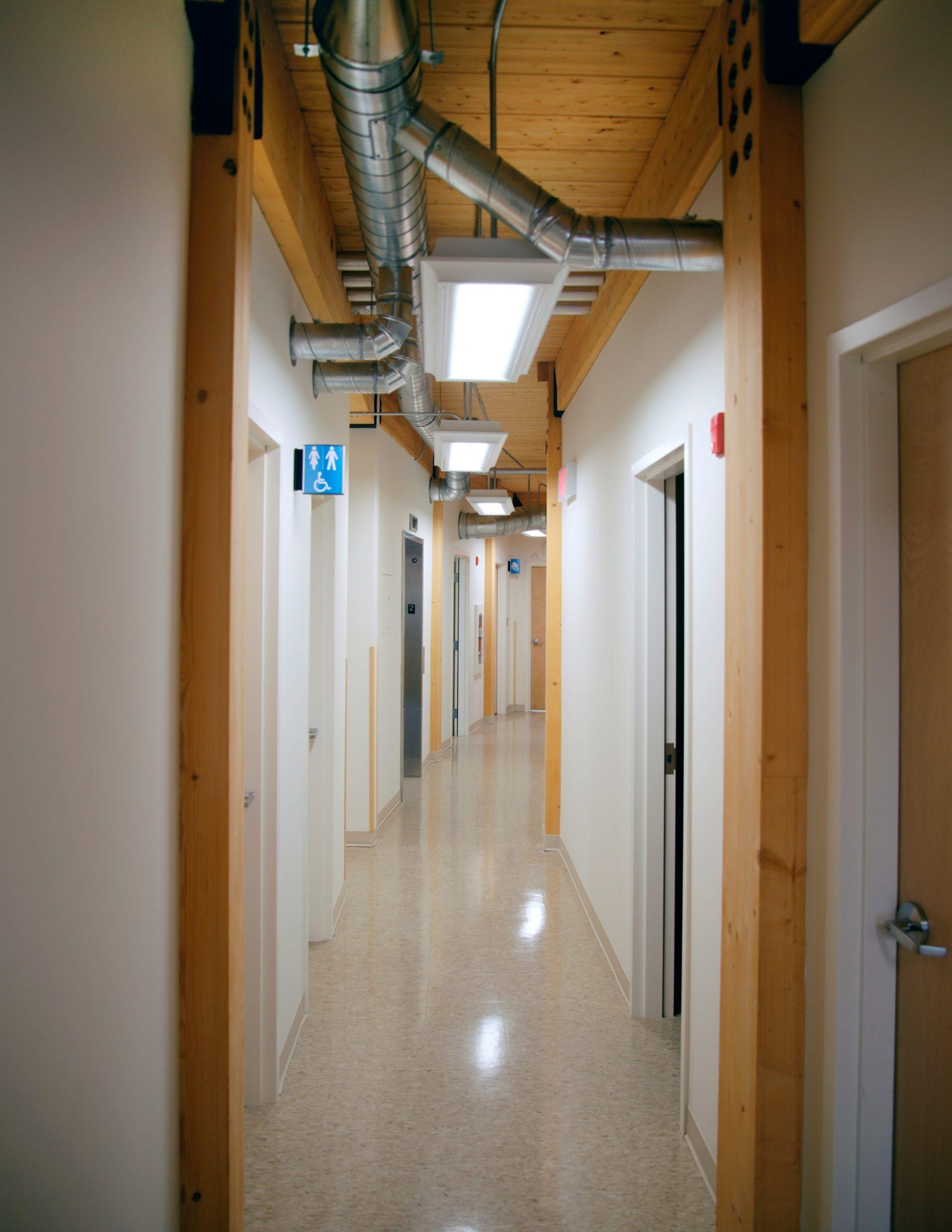 Centre de santé Marie-Paule-Sioui-Vincent Cecobois 2