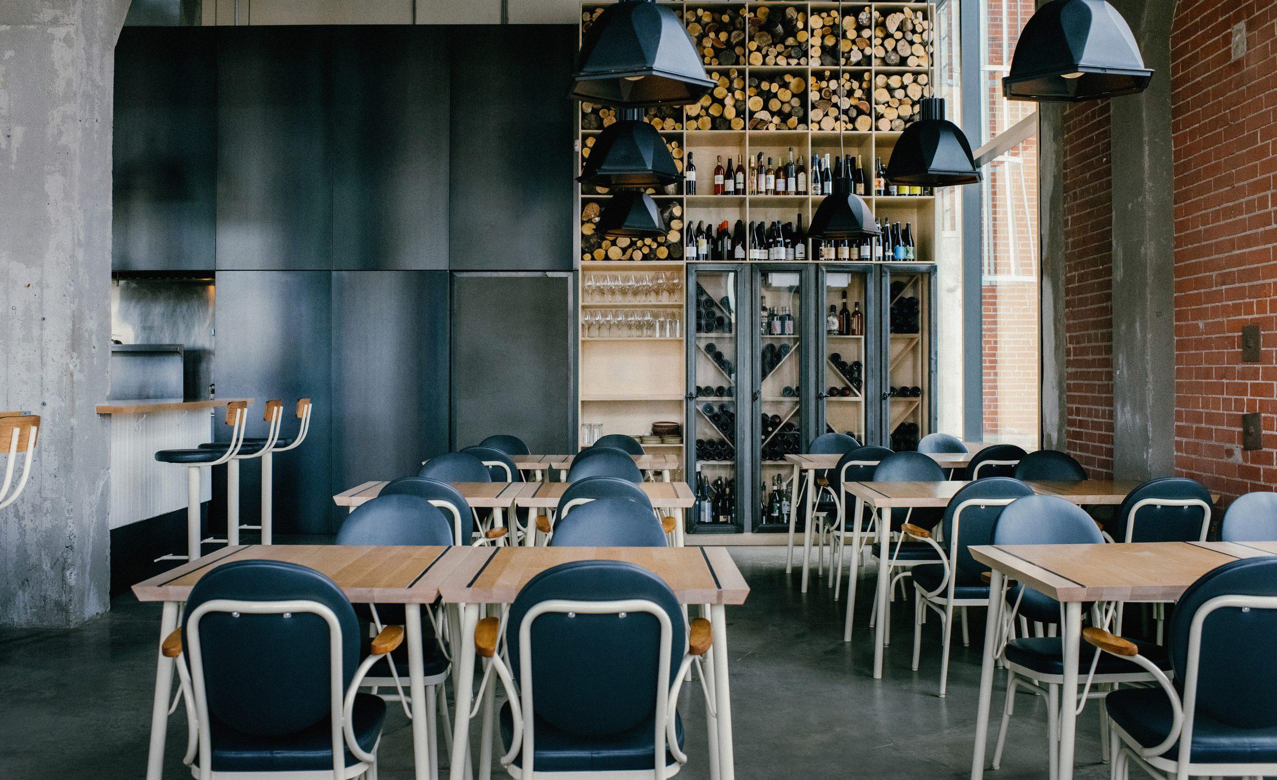 RestaurantHoogan&Beaufort Cecobois 1