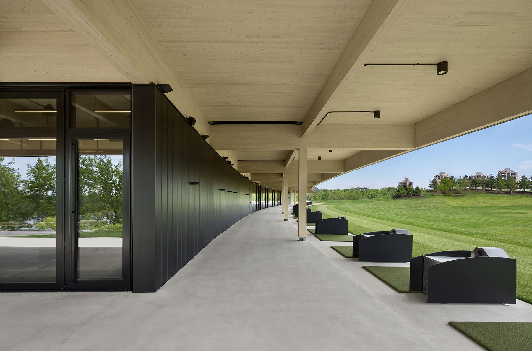 Pavillon du Golf Exécutif Montréal Cecobois 3