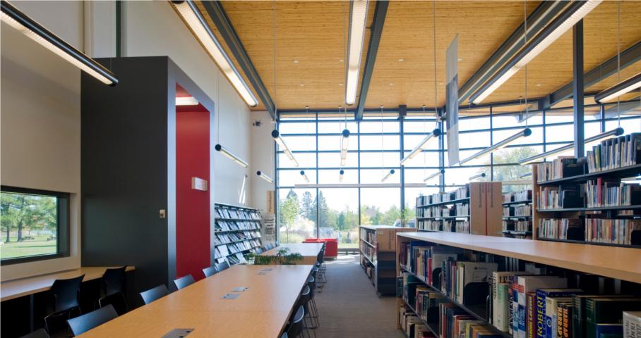 Bibliothèque Félix-Leclerc (Agrandissement) Cecobois 5
