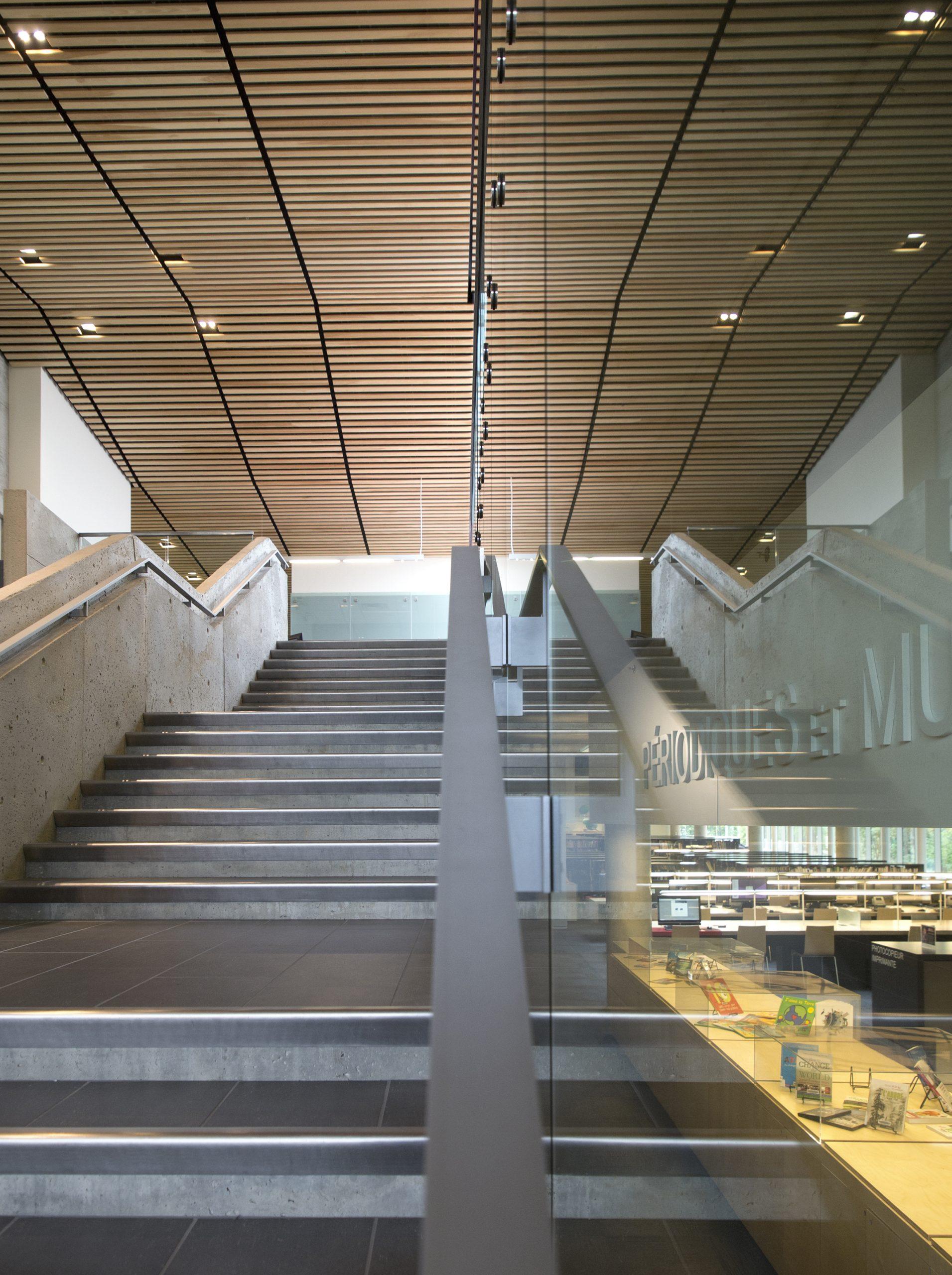 Bibliothèque du Boisé Cecobois 9