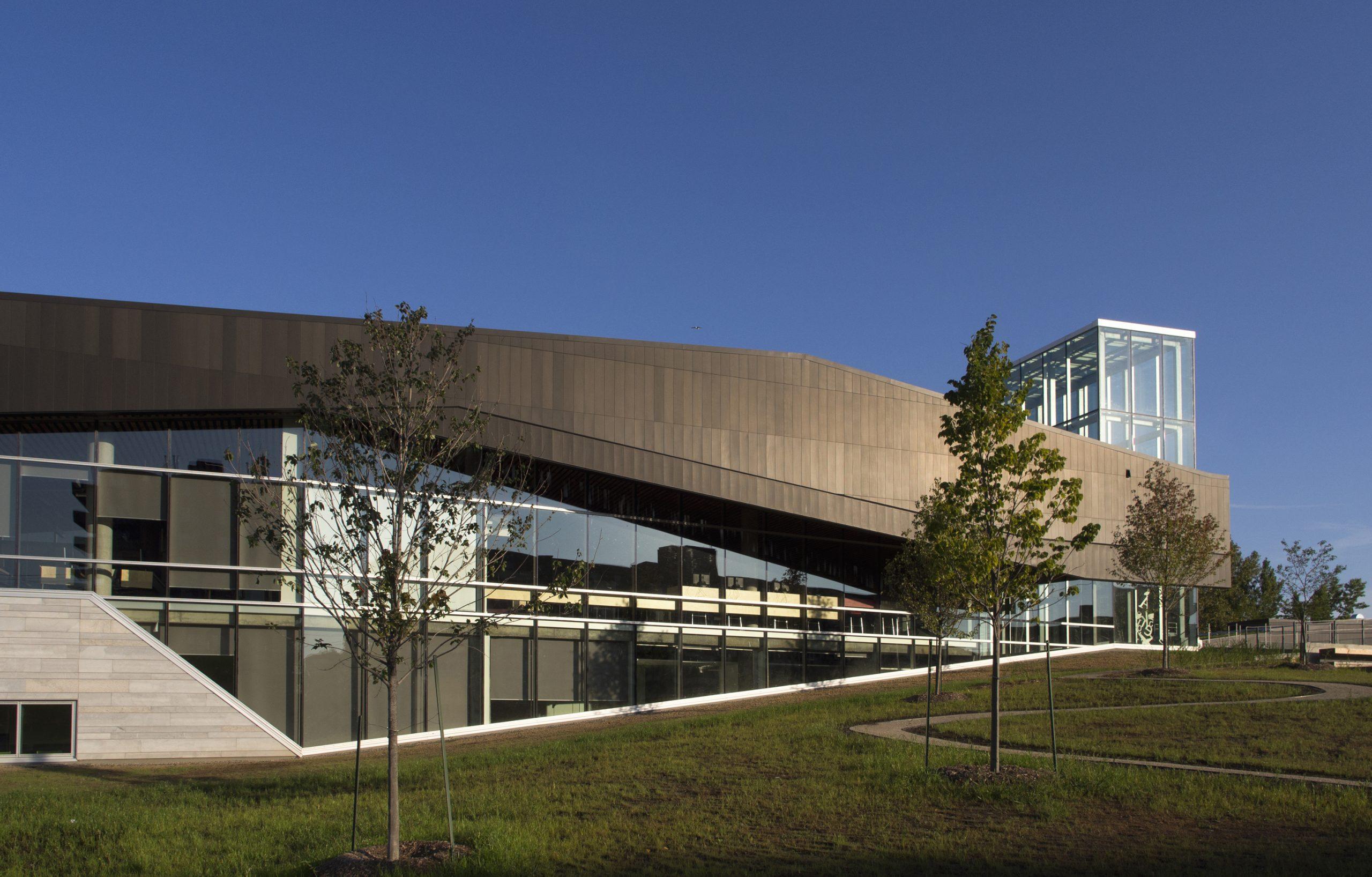 Bibliothèque du Boisé Cecobois 1