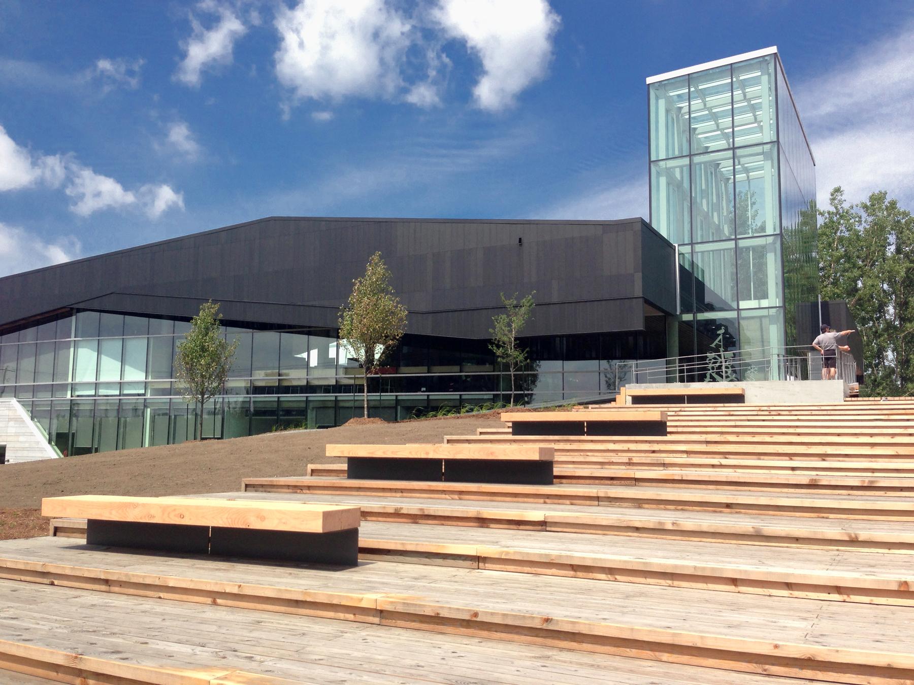 Bibliothèque du Boisé Cecobois 2