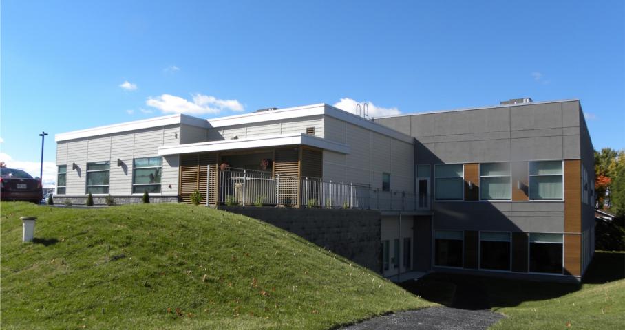 'Centre multifonctionnel de Saint-Éphrem-de-Beauce Cecobois