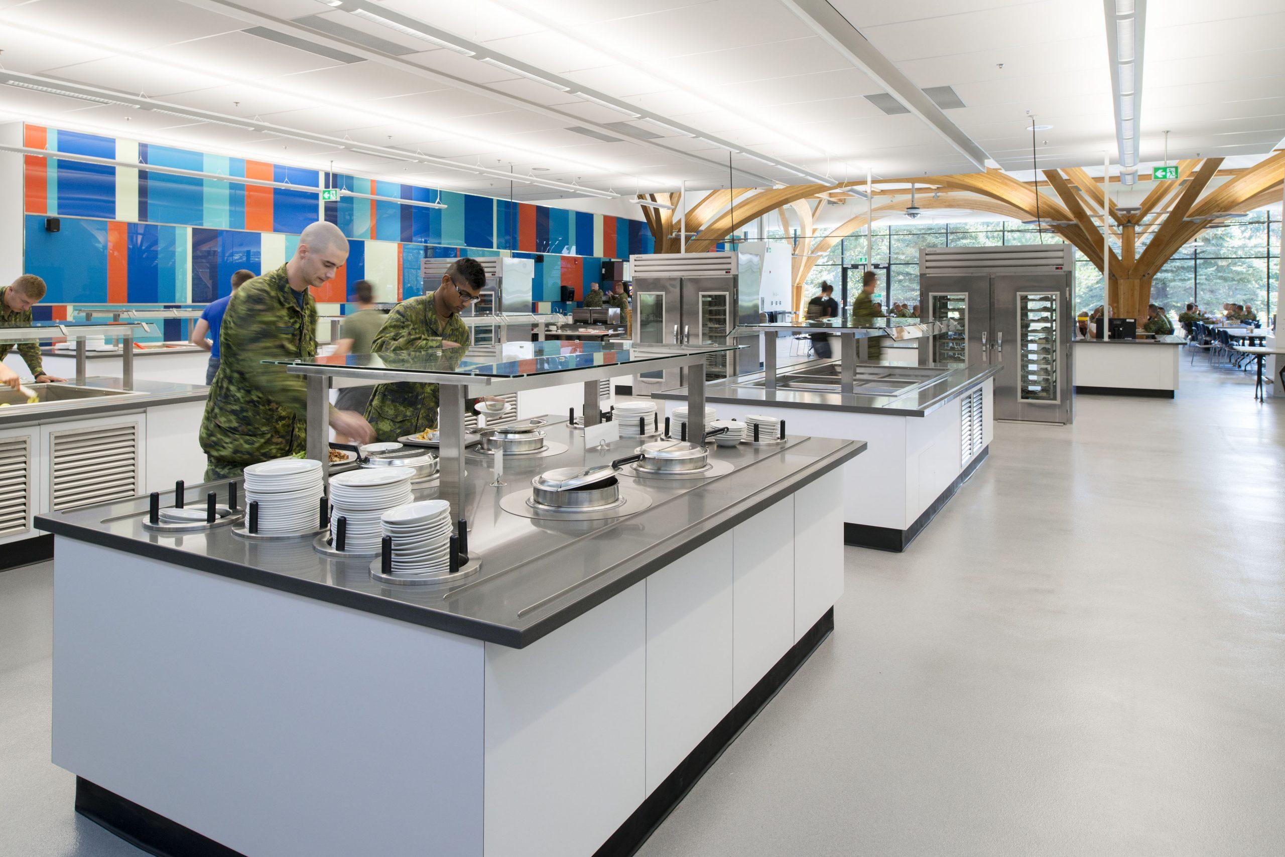 Nouvelle cuisine et salle à manger Curtiss, Borden Cecobois 4