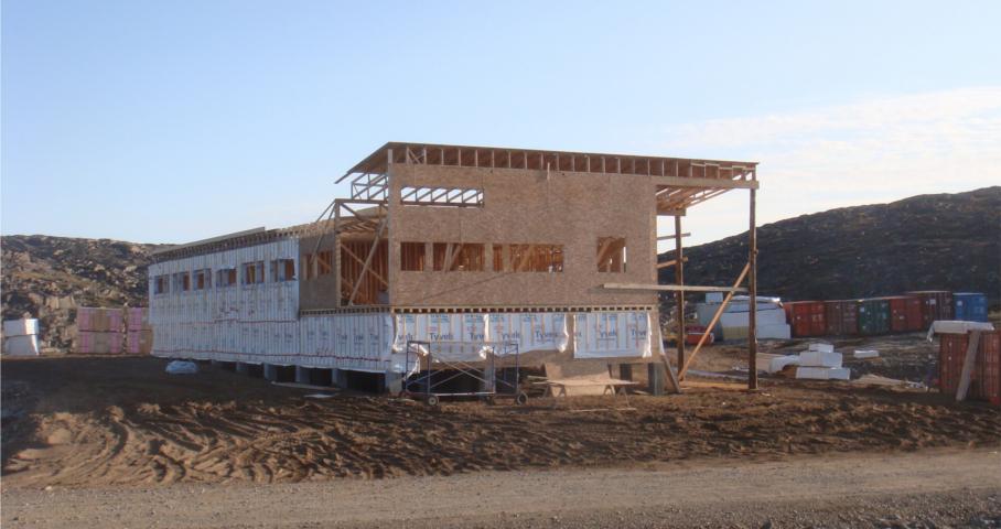 Hôtel Inukjuak et ses variantes Cecobois 4