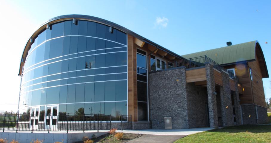 Pavillon communautaire et multiservices Mellon Cecobois 2