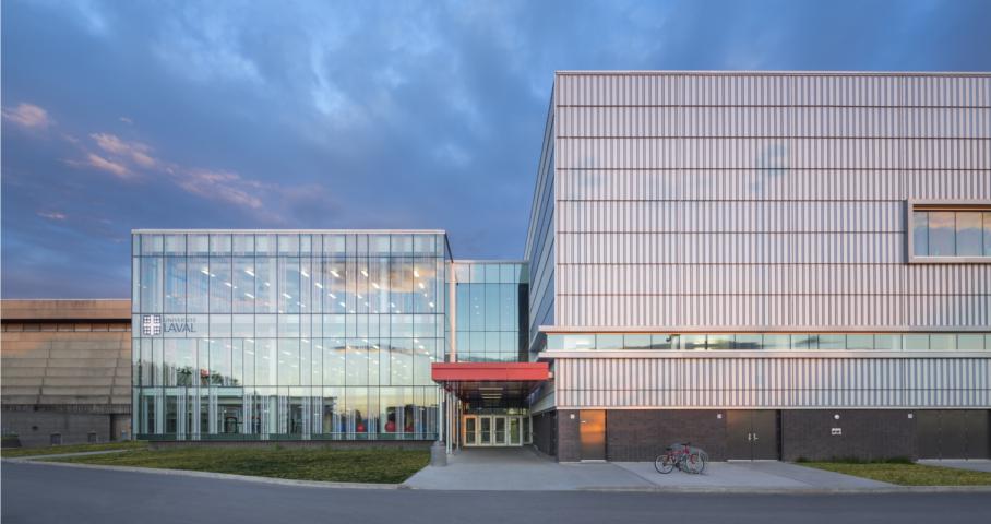 PEPS de l'Université Laval Cecobois 1