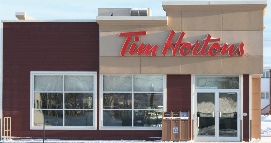 Restaurants Tim Hortons Cecobois 1