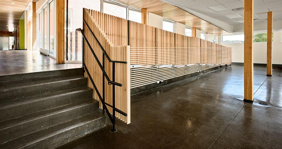 Institut des Sciences de la forêt tempérée (ISFORT) Cecobois 6