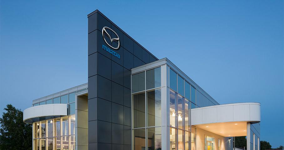 Maison Mazda Saint-Félicien Cecobois 1