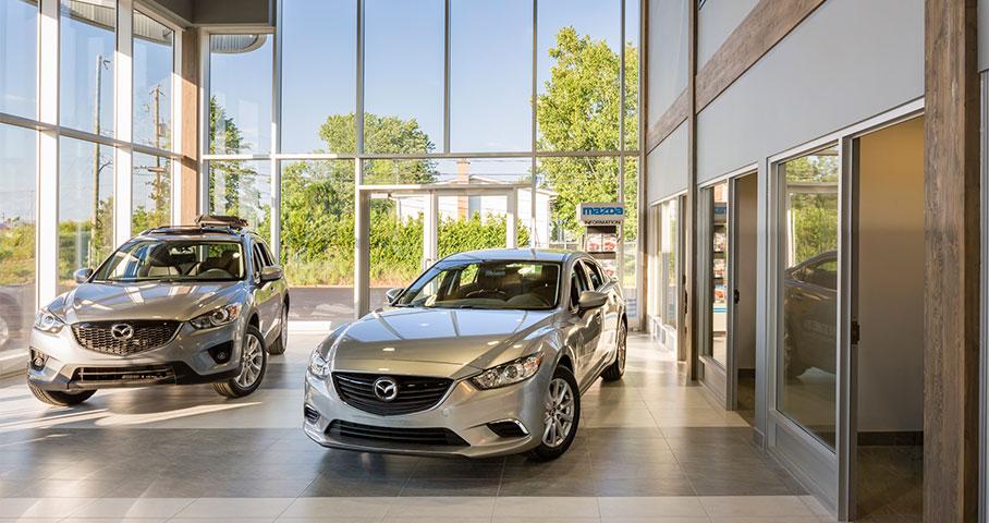 Maison Mazda Saint-Félicien Cecobois 4