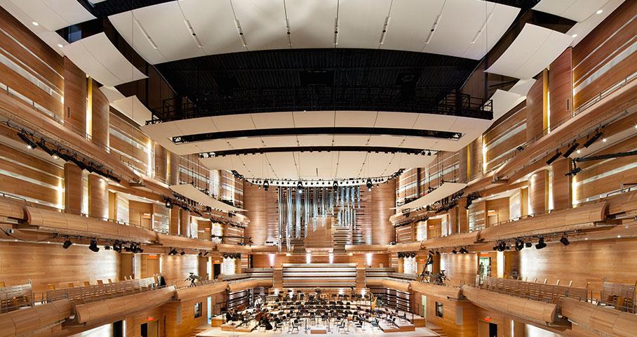 Maison symphonique de Montréal Cecobois 1