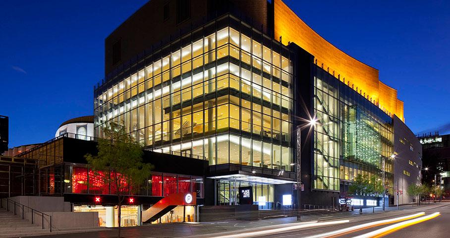Maison symphonique de Montréal Cecobois 2