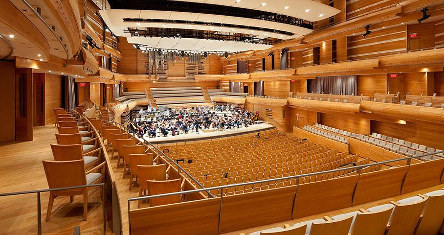 Maison symphonique de Montréal Cecobois 3