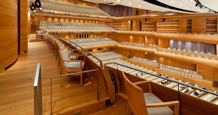 Maison symphonique de Montréal Cecobois 4