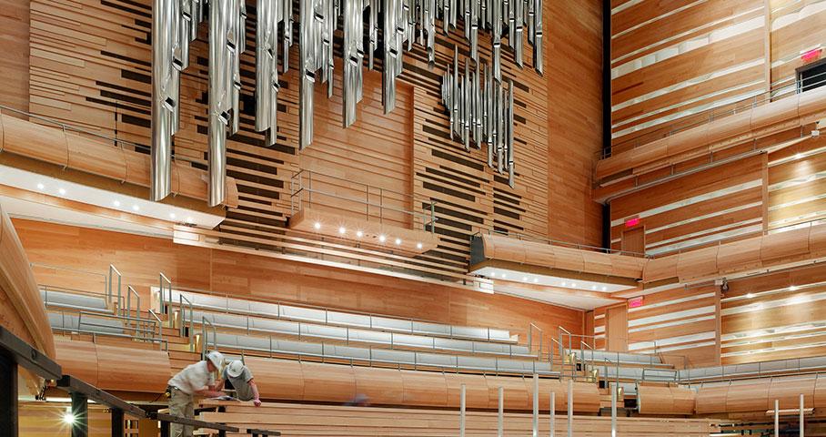 Maison symphonique de Montréal Cecobois 5