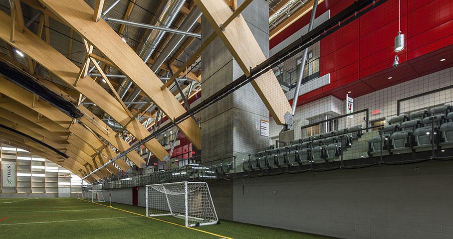 Stade TELUS Cecobois 6