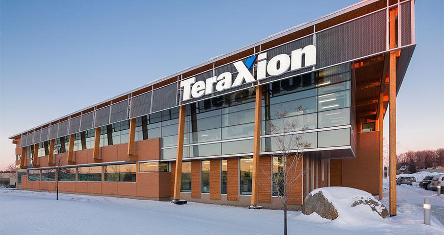 TeraXion Cecobois 1