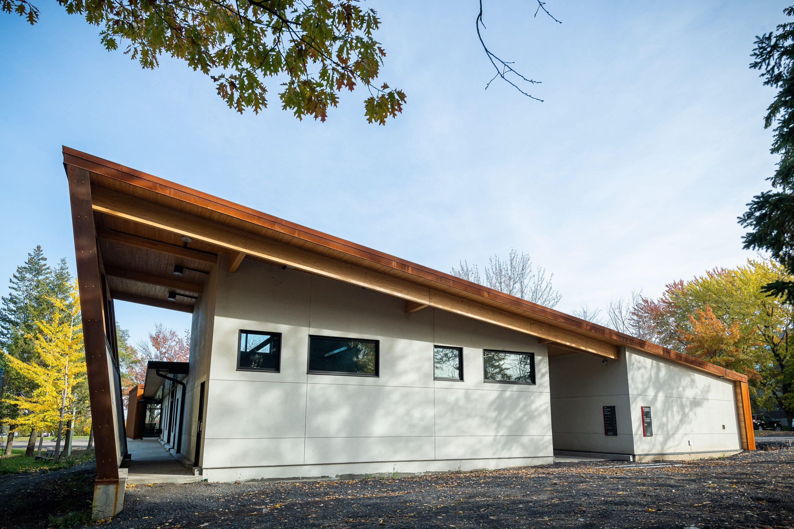 Pavillon de parc Clémentine-de-la-Rousselière Cecobois 4
