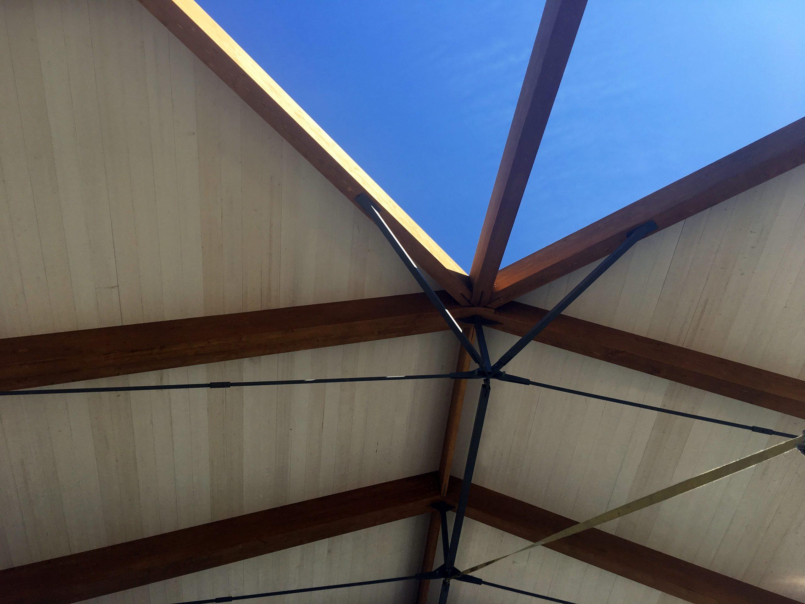 Construction d'un gymnase à l'école Centrale de St-Samuel-de-Horton Cecobois 6