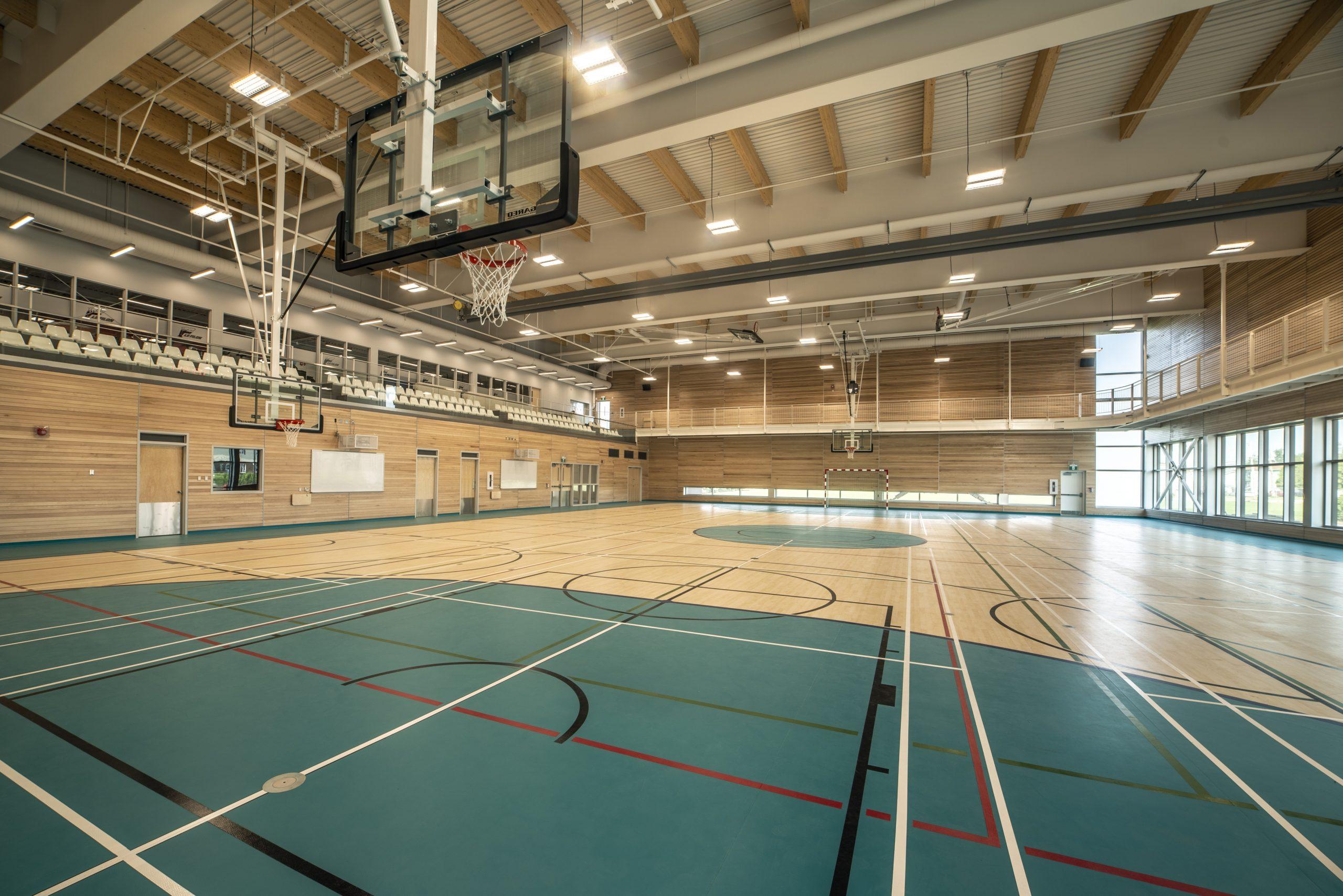 Centre sportif Le Transit Cecobois 1