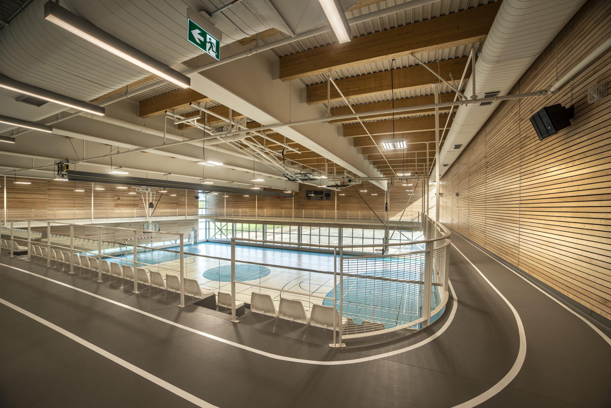 Centre sportif Le Transit Cecobois 3