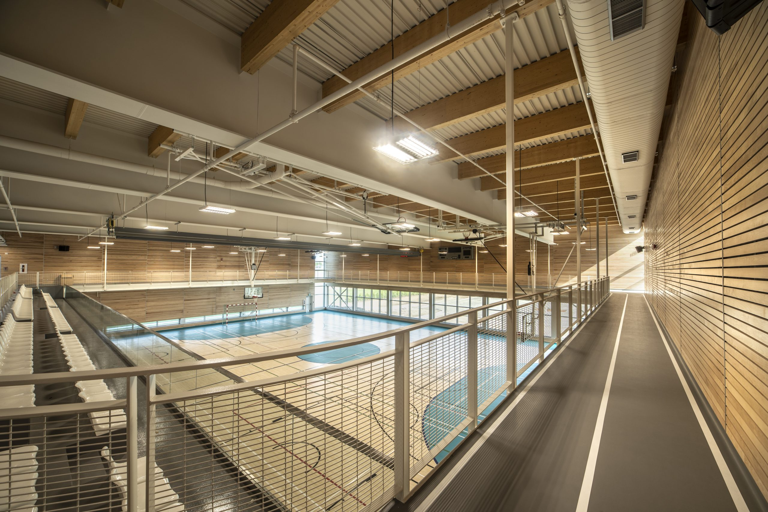 Centre sportif Le Transit Cecobois 4