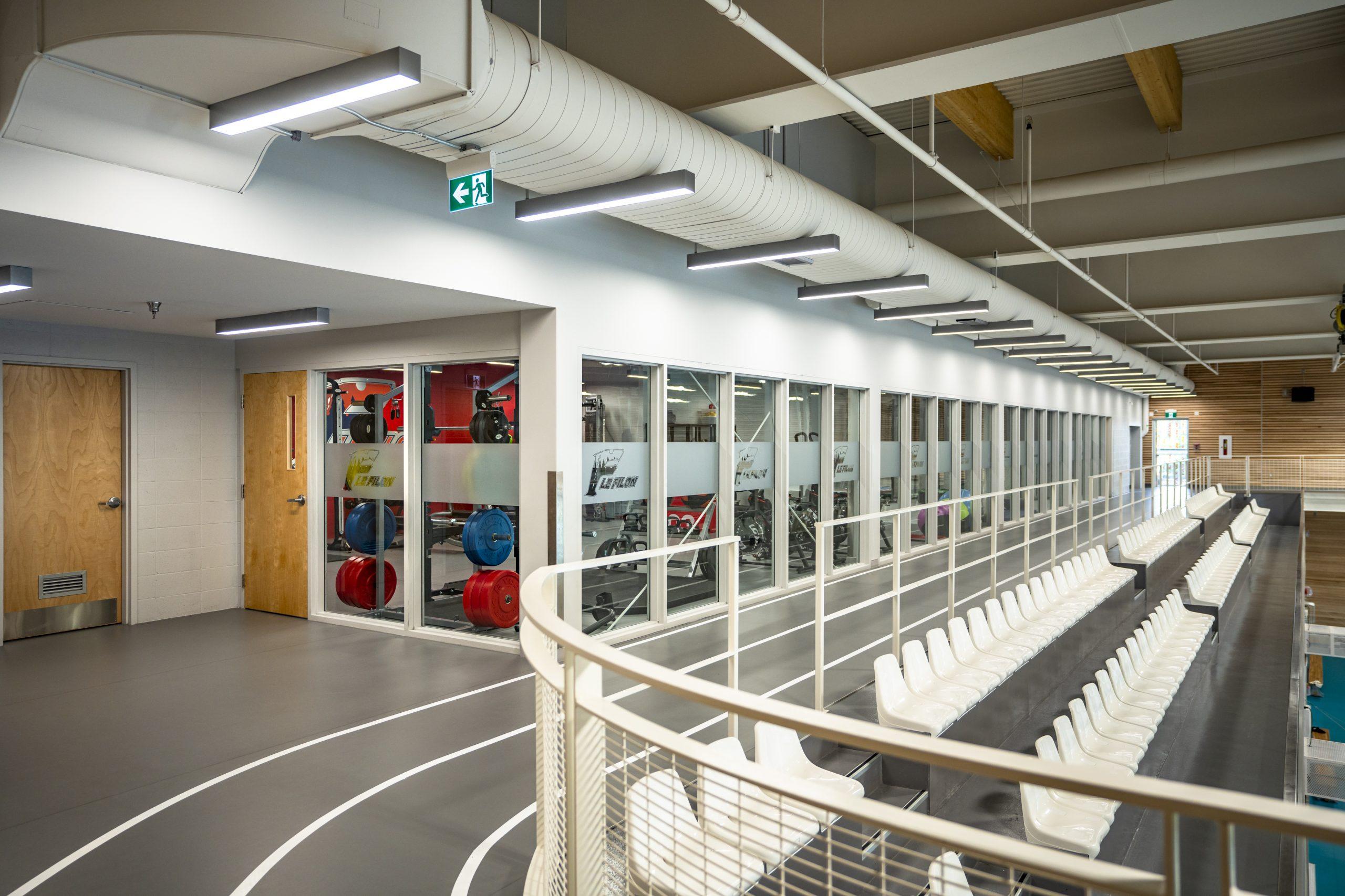 Centre sportif Le Transit Cecobois 5