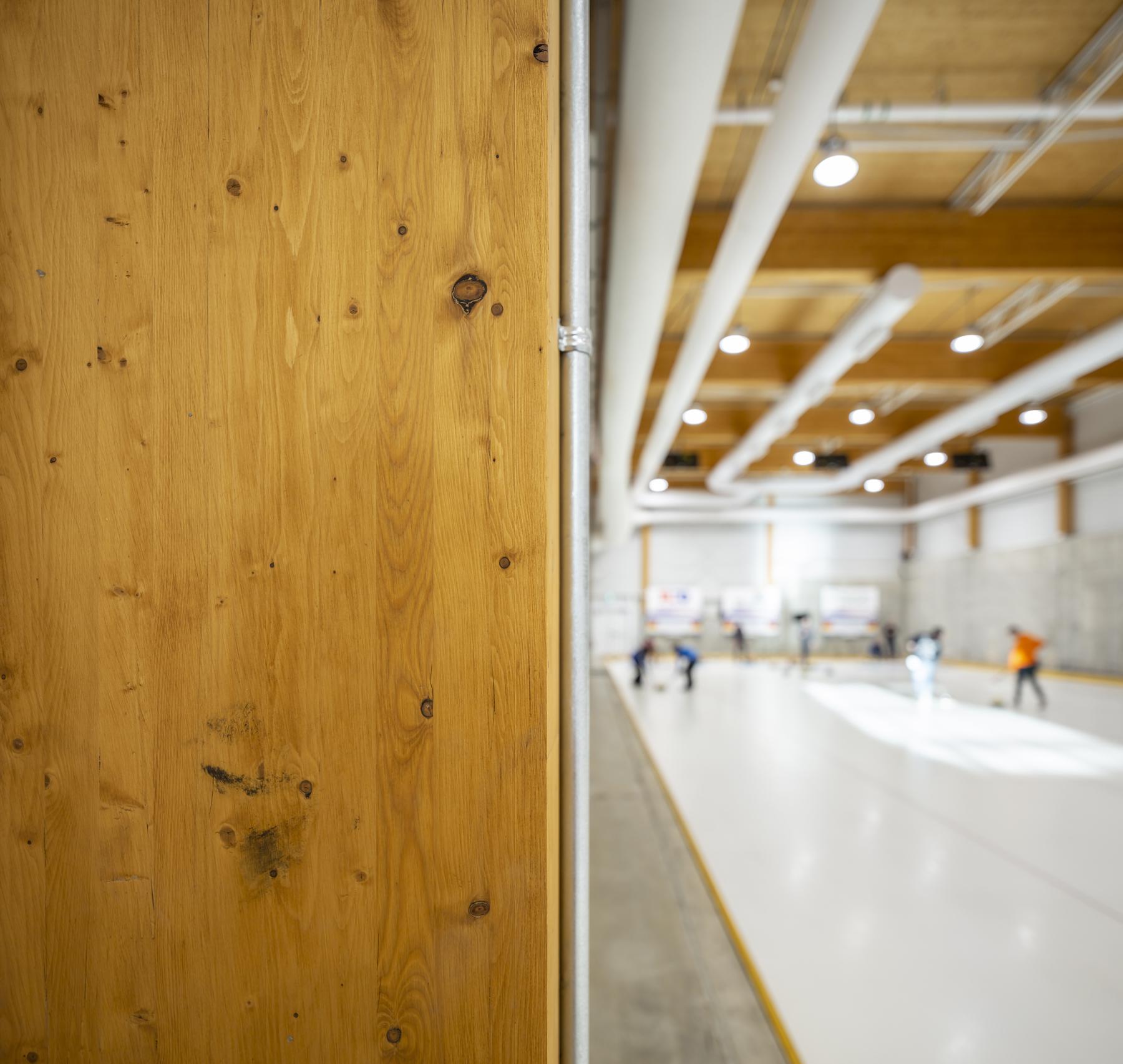 Centre curling Prelco Cecobois 2