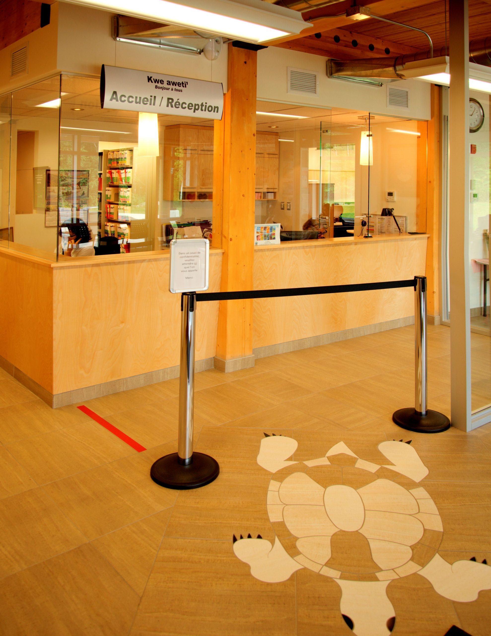 'Centre de santé Marie-Paule-Sioui-Vincent Cecobois