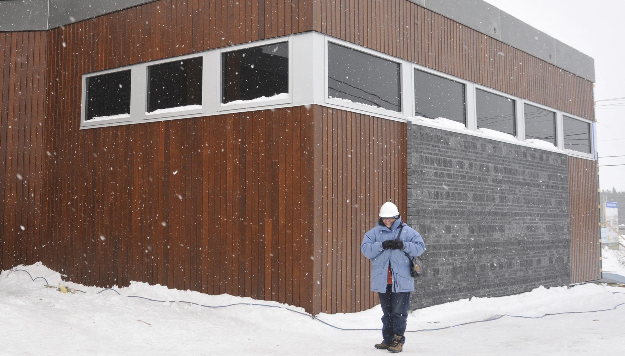 Pavillon d'accueil du parc de Rivière-du-Moulin Cecobois 8