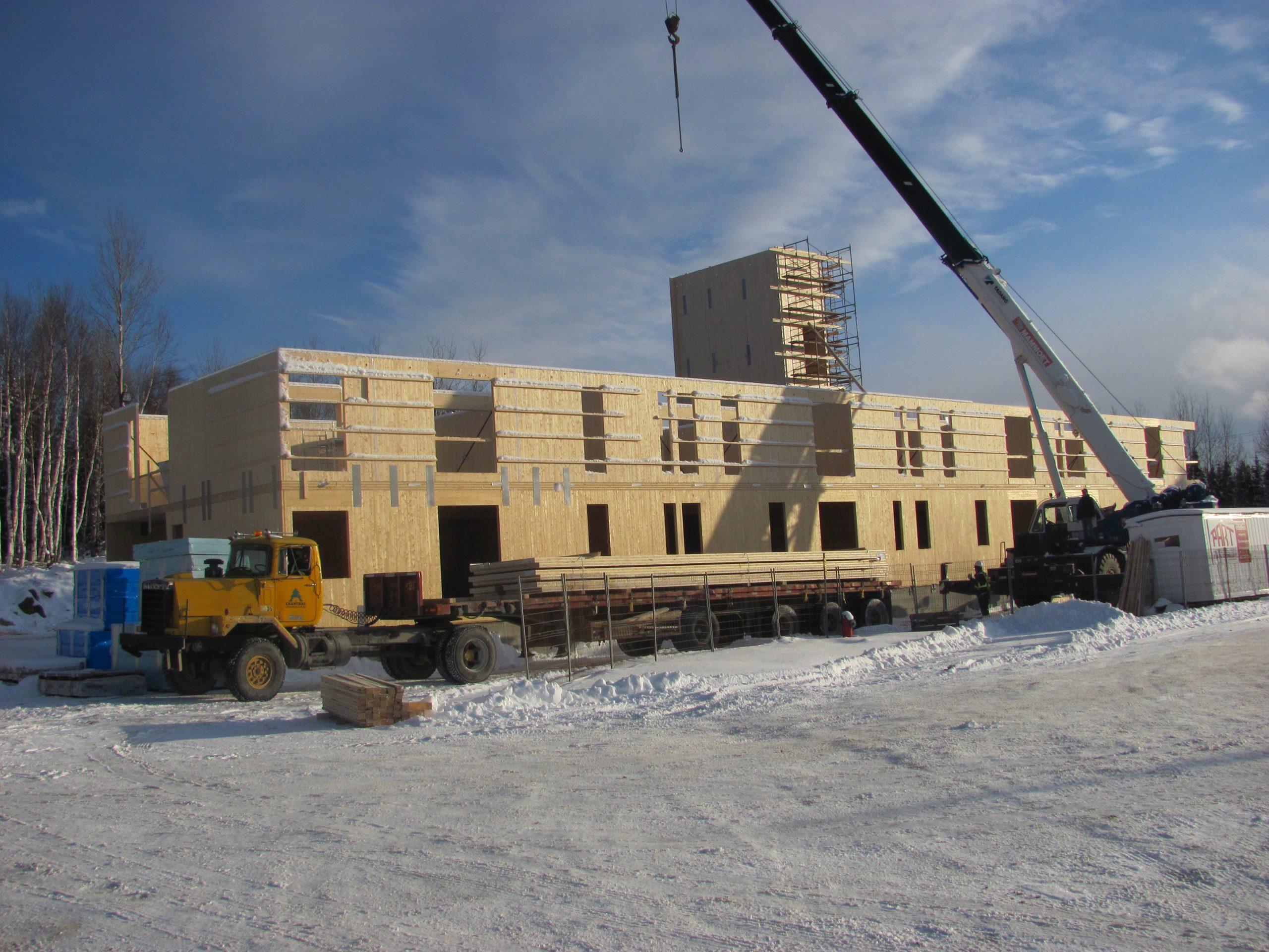 Les Habitations Nordic Cecobois 6