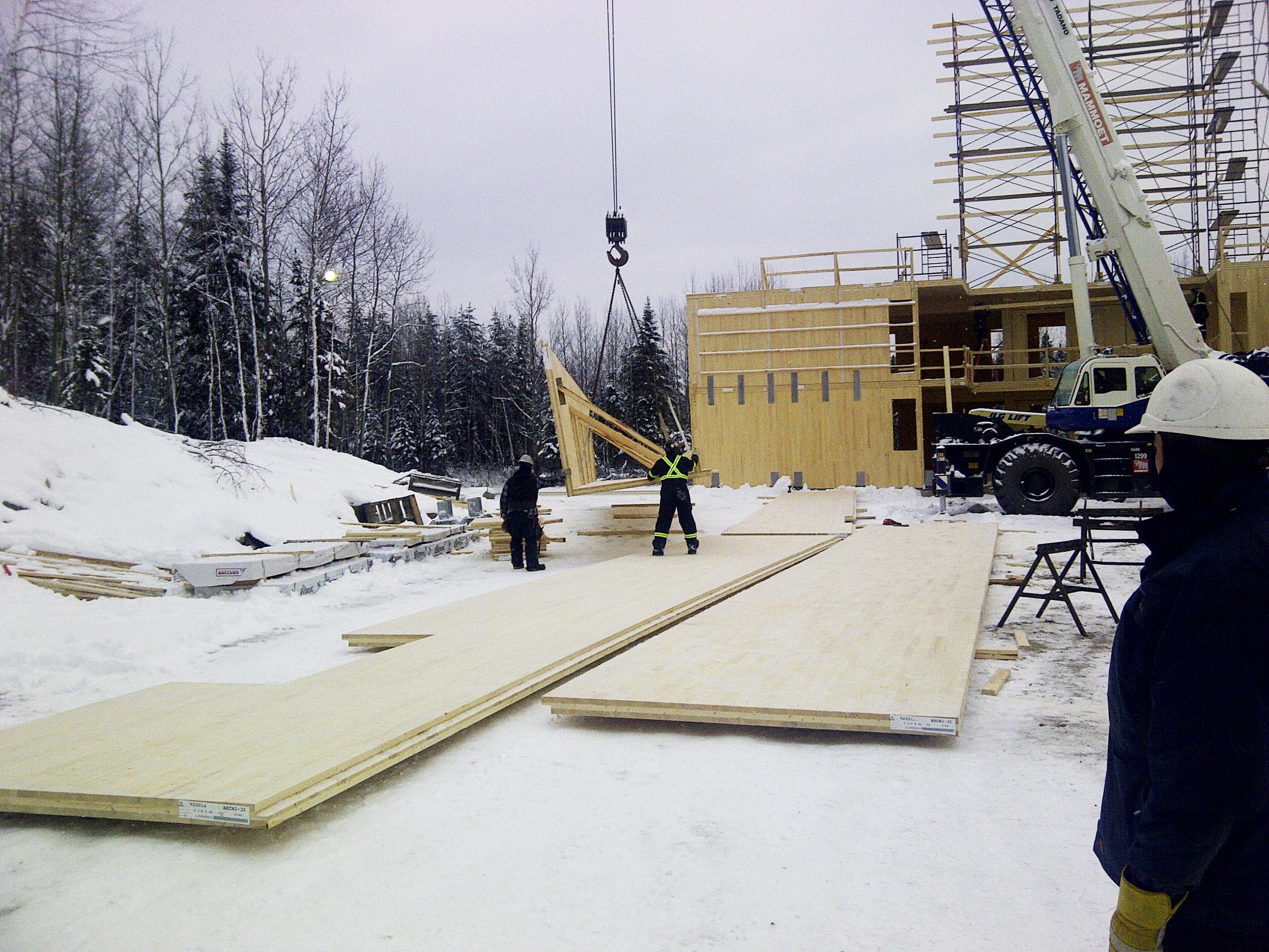 Les Habitations Nordic Cecobois 7