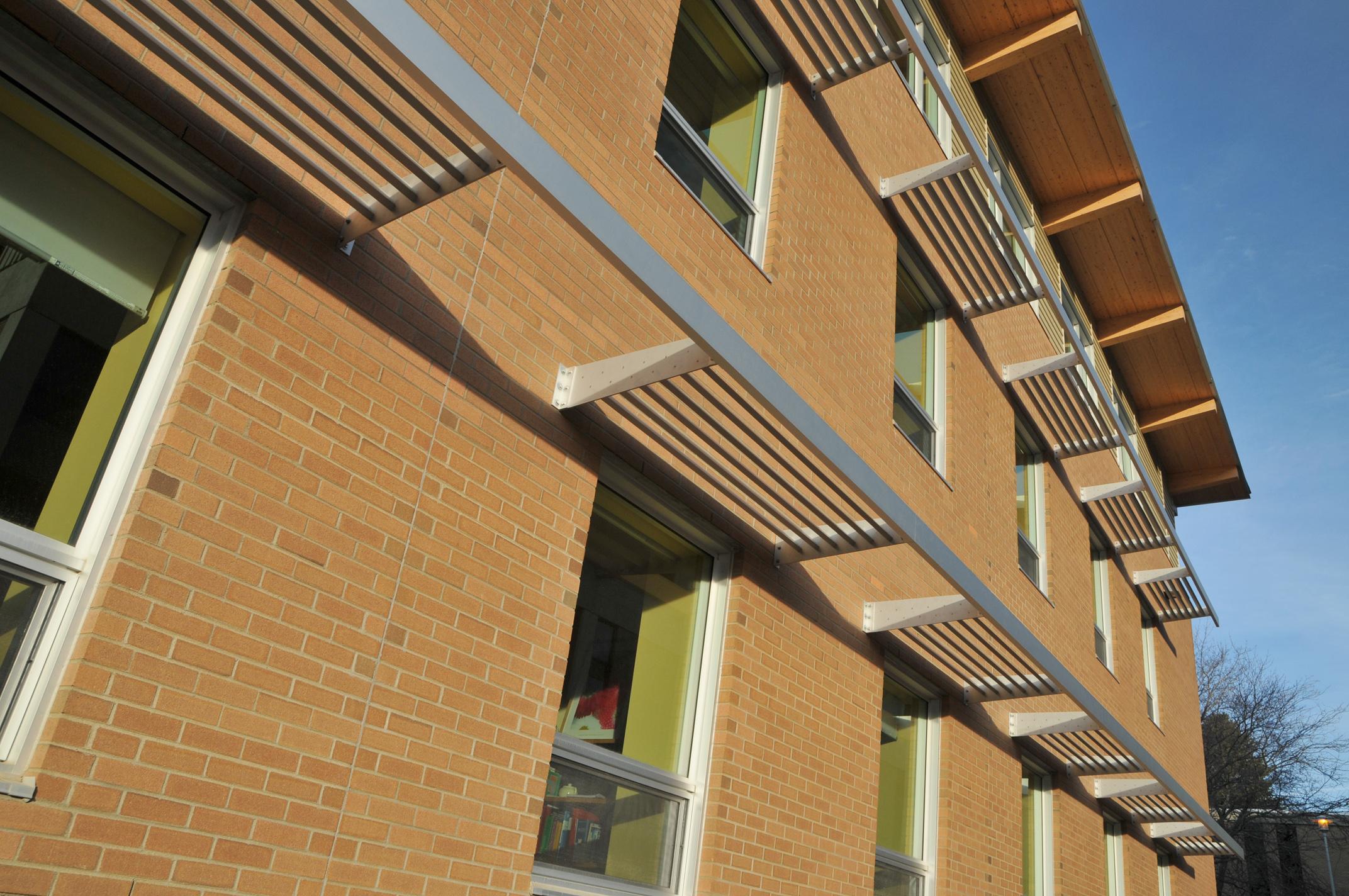 Université de Sherbrooke – Pavillon de Recherche en Sciences Humaines et Sociales Cecobois 3