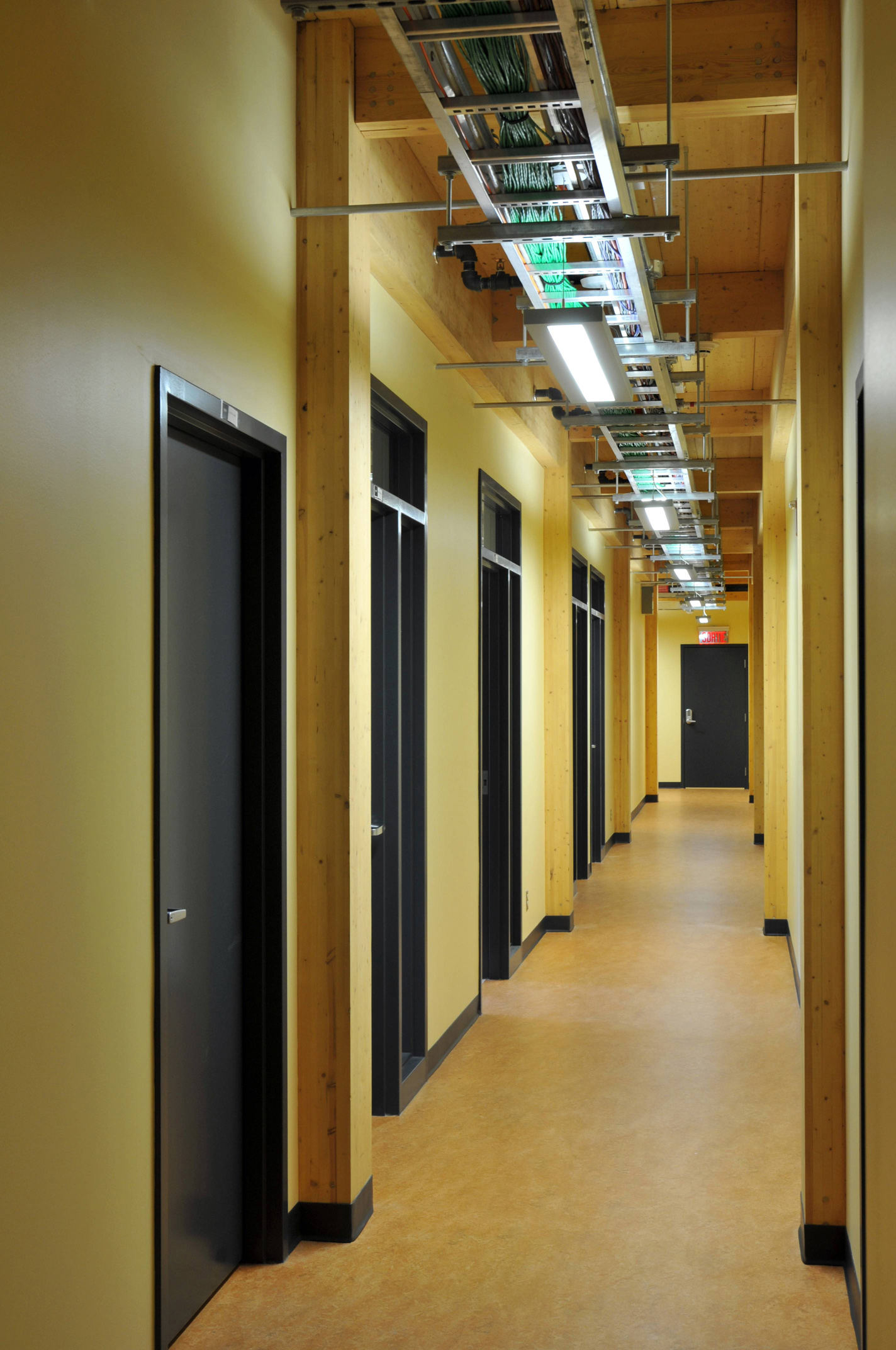 Université de Sherbrooke – Pavillon de Recherche en Sciences Humaines et Sociales Cecobois 5