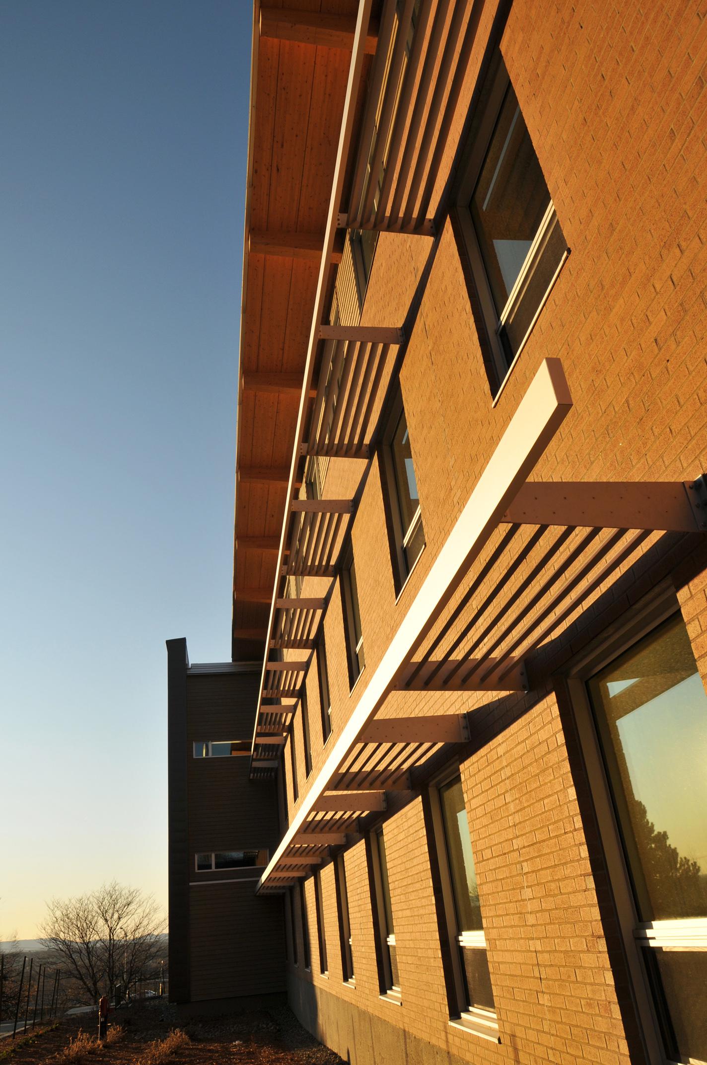 Université de Sherbrooke – Pavillon de Recherche en Sciences Humaines et Sociales Cecobois 2
