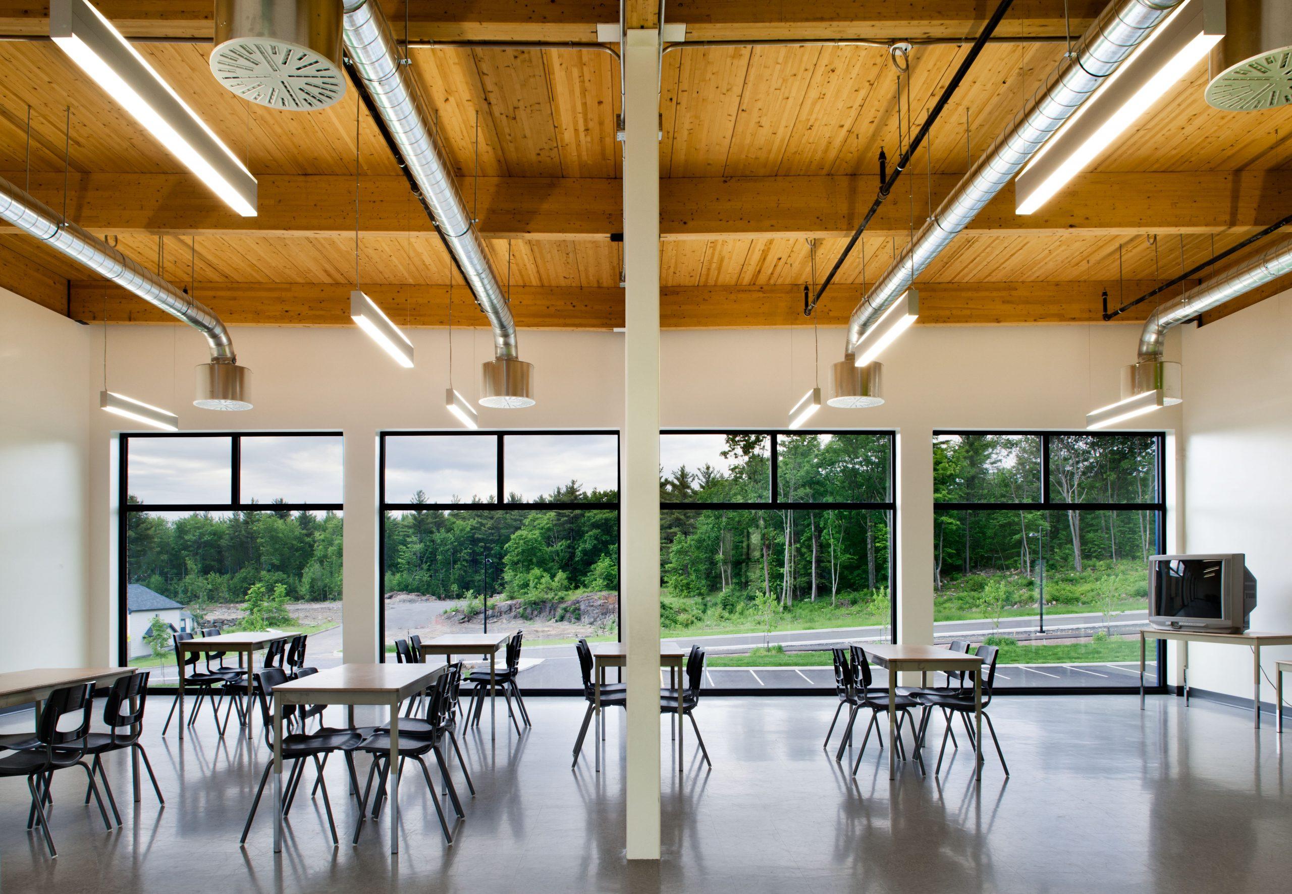 École primaire Sans-Frontières Cecobois 2