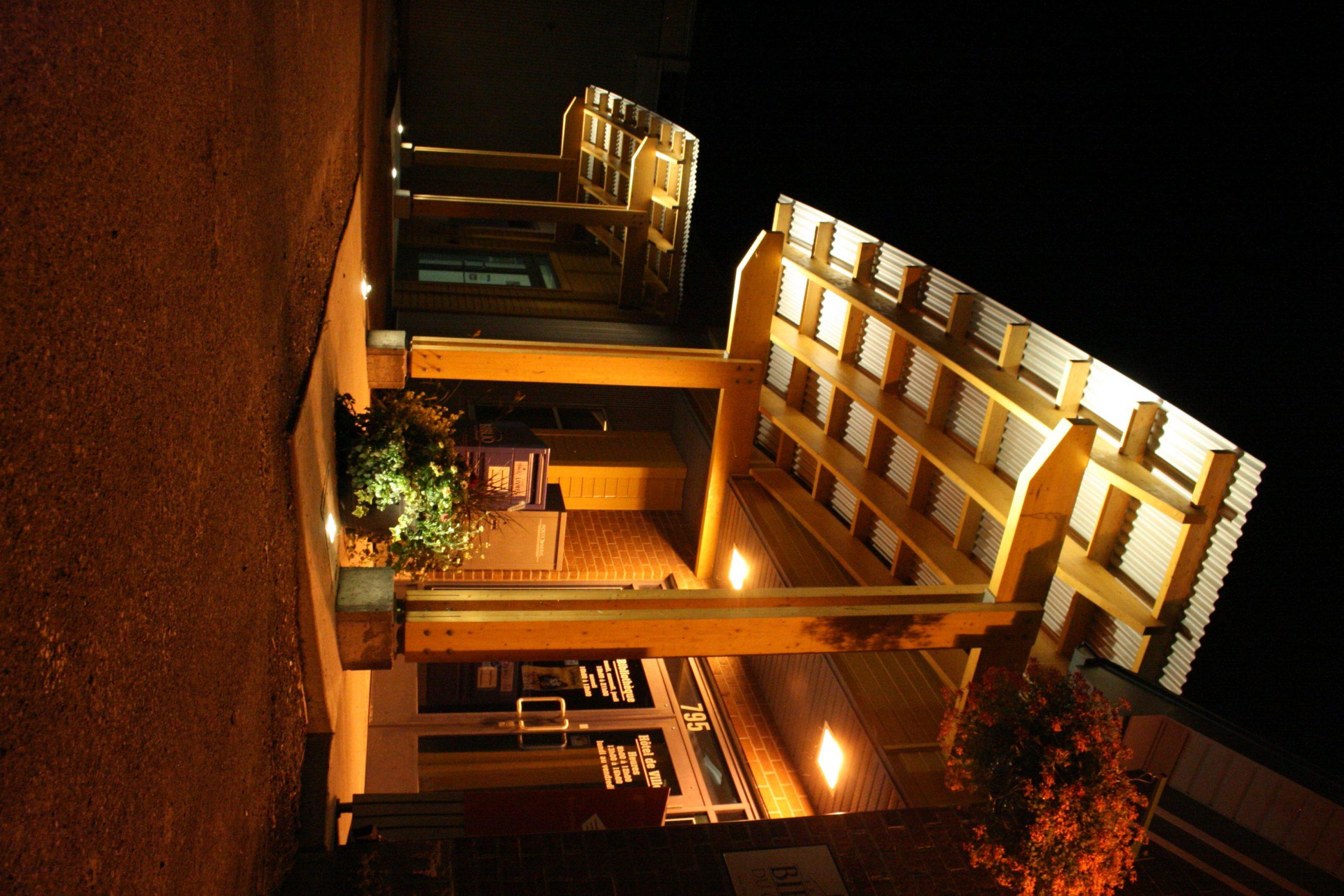 Centre des loisirs de Saint-Blaise-sur-Richelieu Cecobois 5