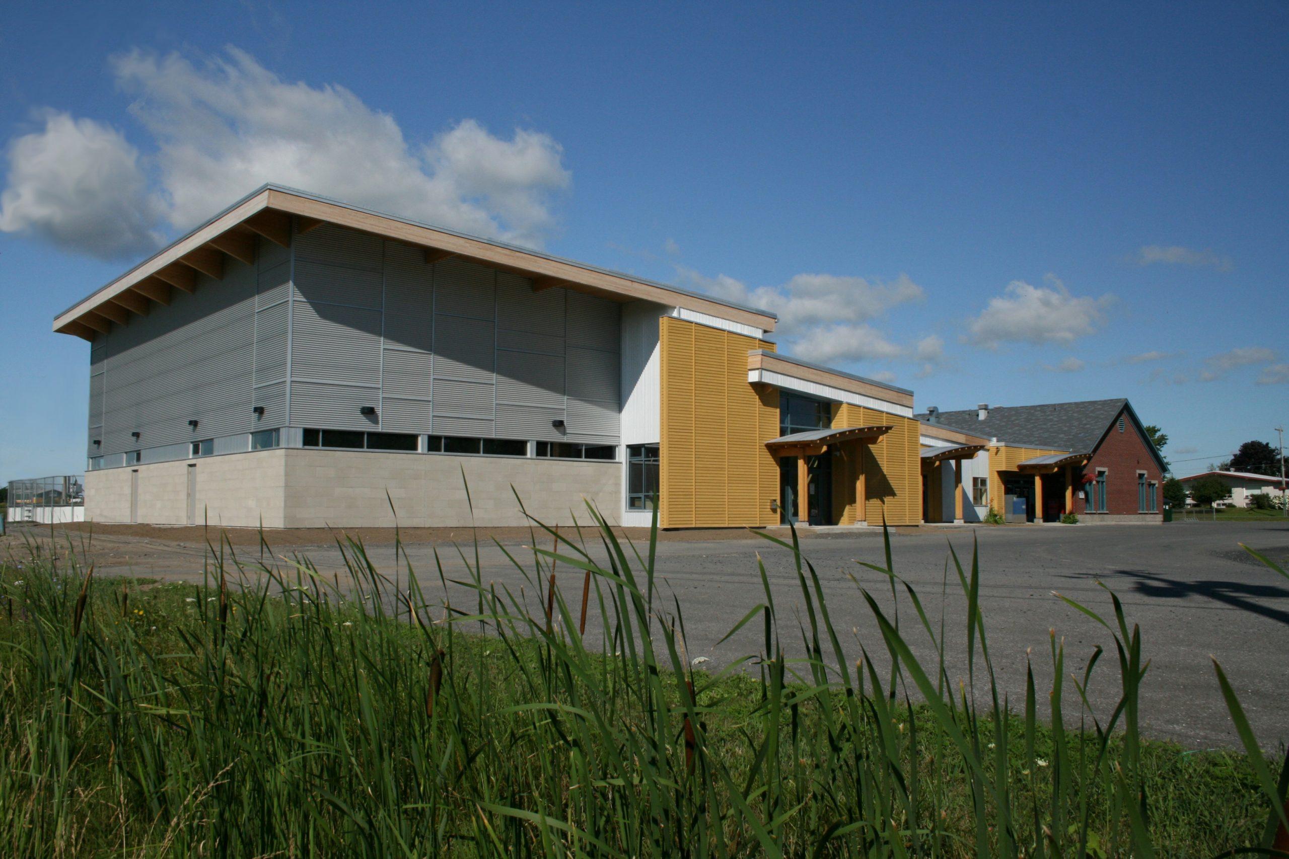 Centre des loisirs de Saint-Blaise-sur-Richelieu Cecobois 6