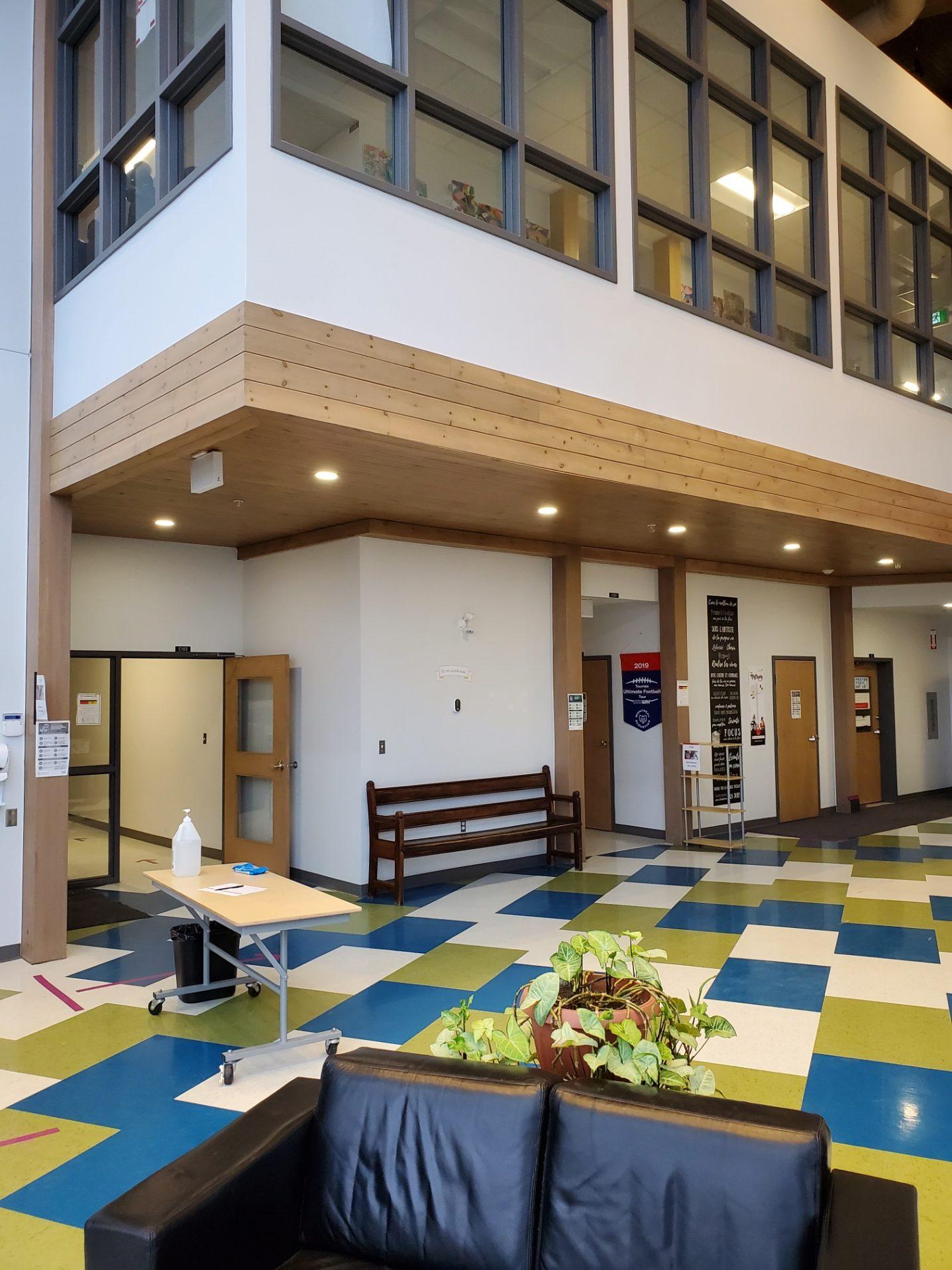 École Plein Soleil Cecobois 5