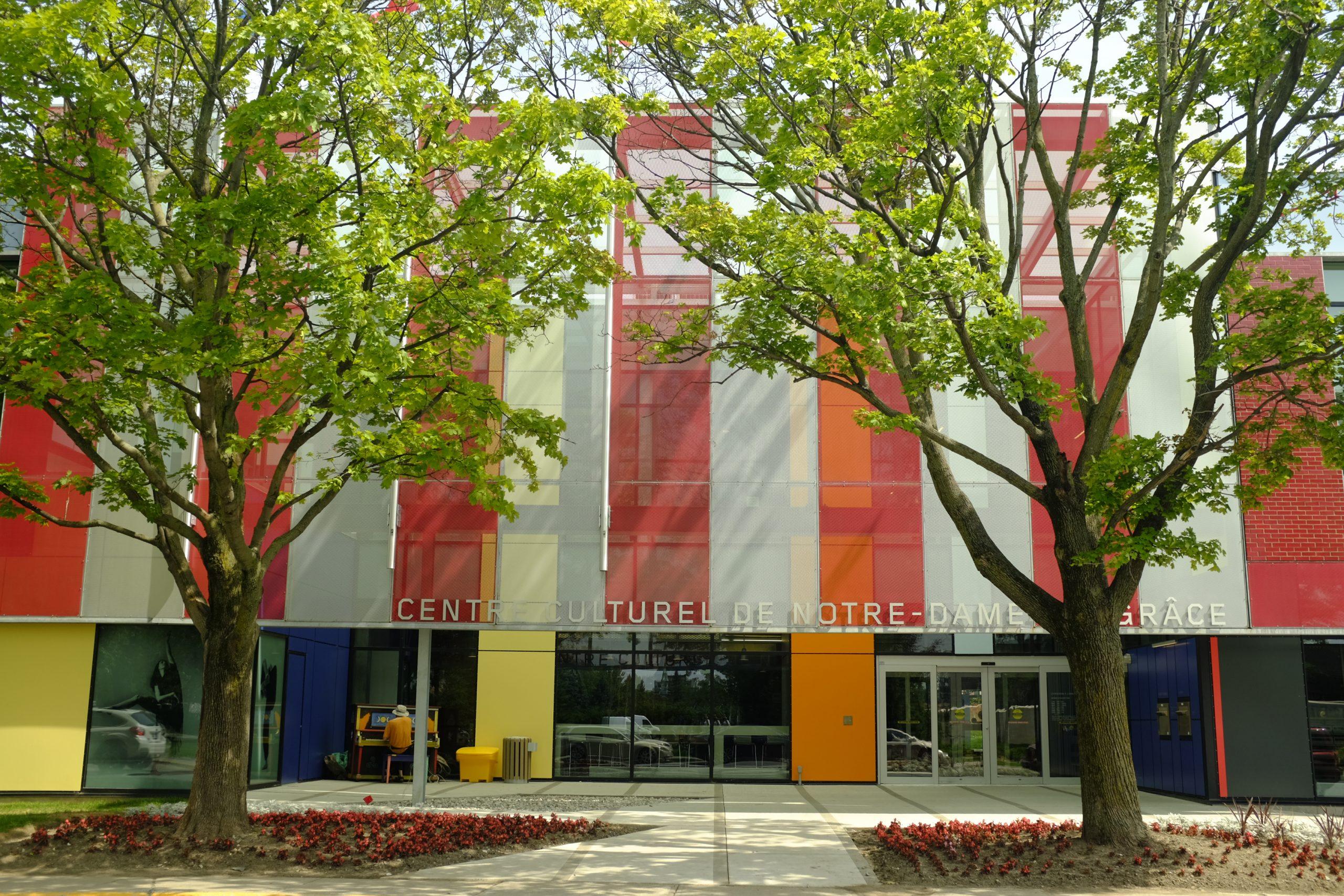 'Centre culturel Notre-Dame-de-Grâce Cecobois