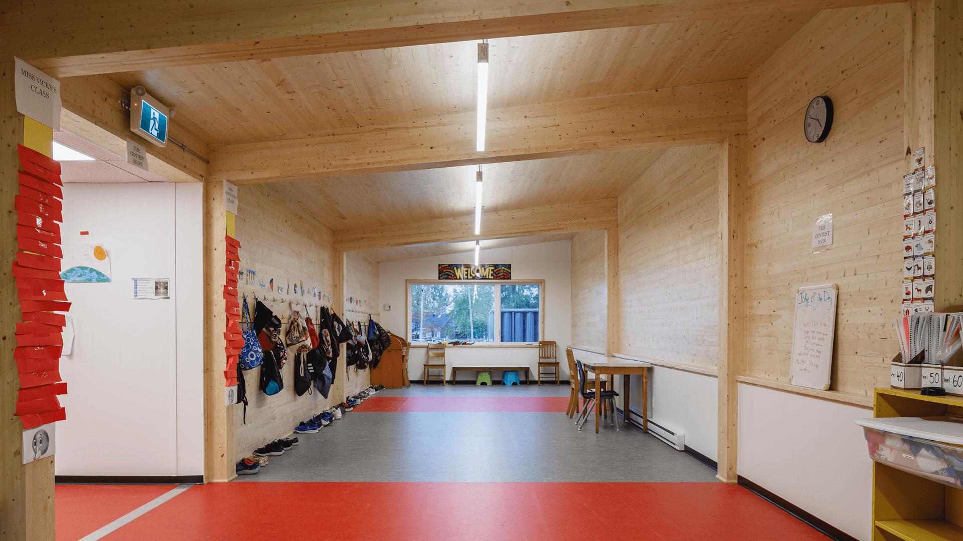 'École primaire Riverside Cecobois