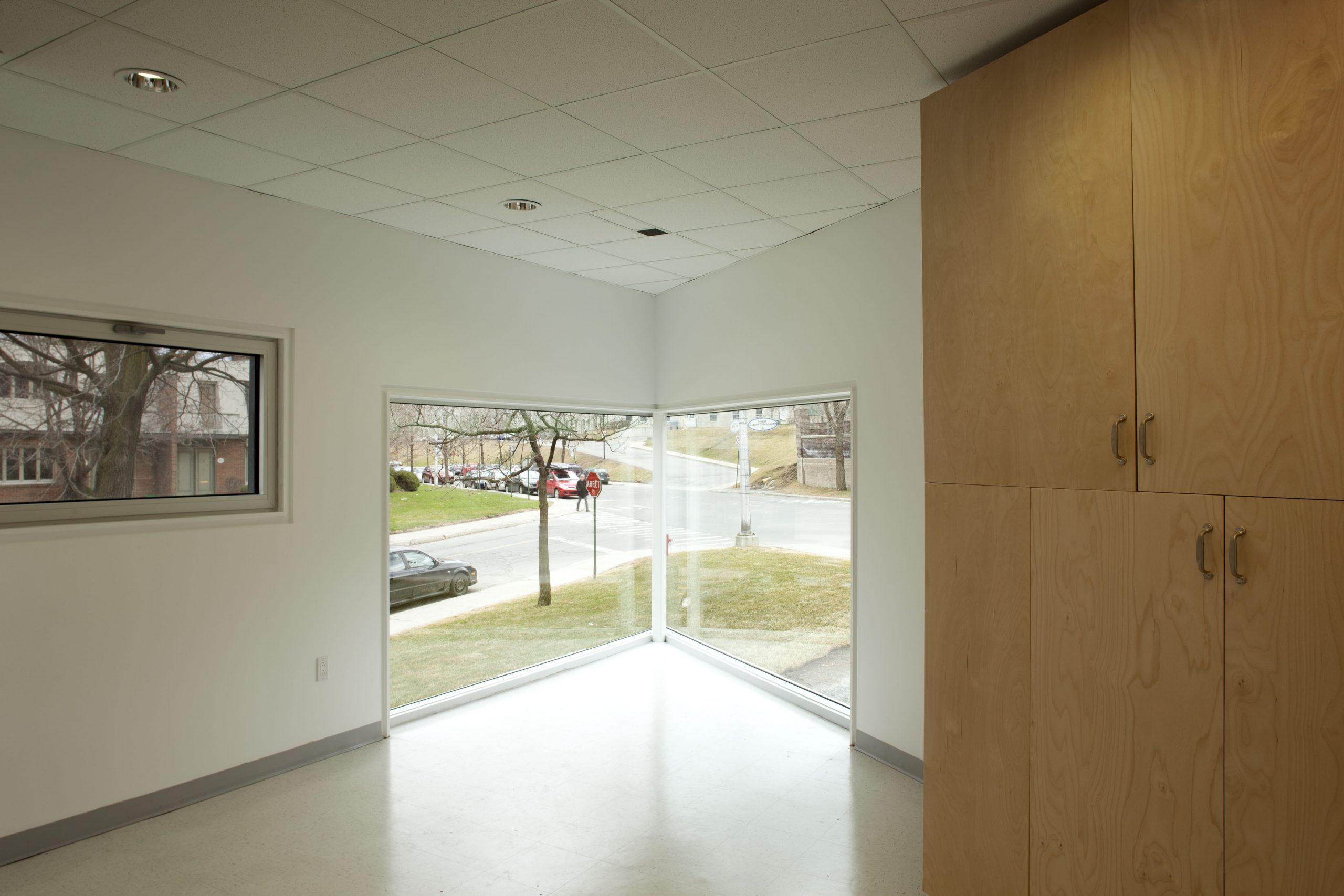 Centre de la petite enfance de l'Université de Montréal Cecobois 6
